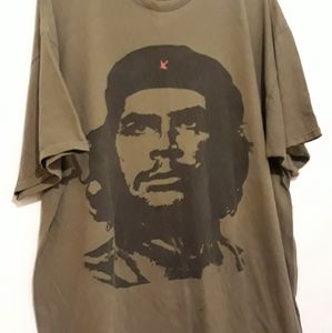 Vintage style Che Guevara T-shirt,  size XXL